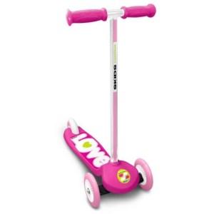 Skids Control kinderstep Meisjes Roze