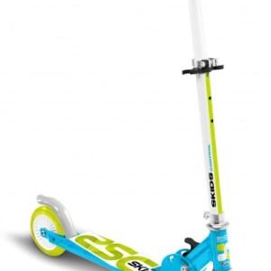 Skids Control vouwstep Junior Voetrem Lichtblauw