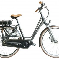 Delfi Mons 28 Inch 52 cm Dames 7V Rollerbrake Matzwart Kopen Online