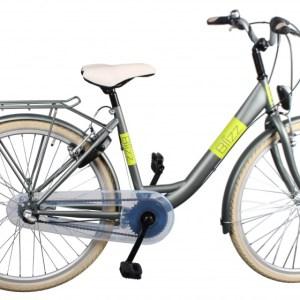 Bike Fun Blizz 20 Inch 33 cm Meisjes V-Brake Matgroen