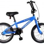 Bike Fun Cross Tornado 16 Inch 34 cm Junior Terugtraprem Blauw