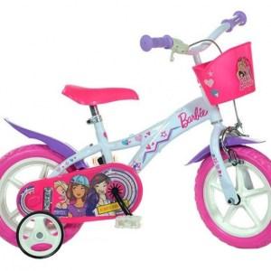 Dino 612GL-BA Barbie 12 Inch 21 cm Meisjes Knijprem Wit