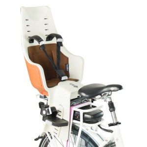 Bobike Exclusive Maxi Cinnamon Brown fietsstoeltje - Stella