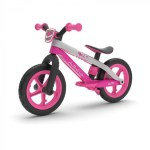 Chillafish BMXie loopfiets 12 Inch Junior Wit/Roze