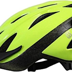 Cycle Tech fietshelm Fluo Pearl groen maat 58/62 cm