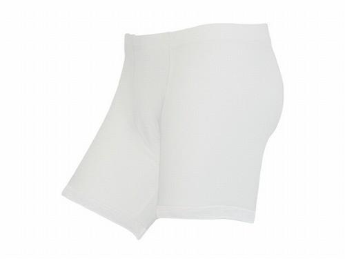 FastRider Boxer Uni White Met Zeem Maat S