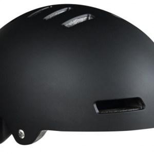 Lazer fietshelm One+ BMX Mips unisex zwart maat 52-56 cm