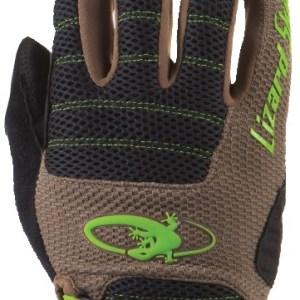 Lizard Skins fietshandschoenen Monitor AM bruin/zwart mt 12