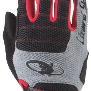 Lizard Skins fietshandschoenen Monitor AM zwart/grijs mt 8