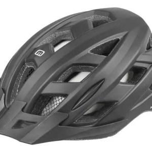Mighty helm unisex zwart maat 58-63 cm