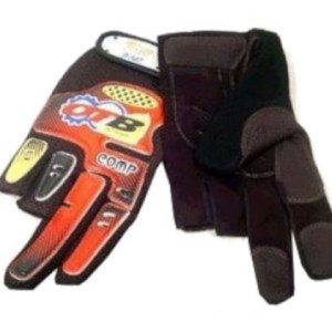 OTB Fietshandschoenen ATB unisex rood / zwart maat XL