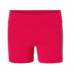 Papillon hotpants flip-over fietsbroek dames fuchsia maat 42