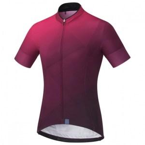 Shimano fietsshirt Sumire dames paars maat XL