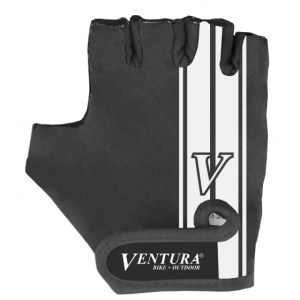 Ventura Fiets Handschoenen Zwart Maat M