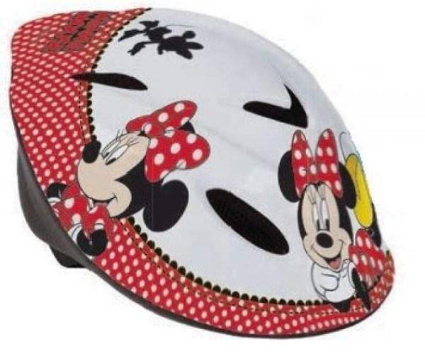 Widek Fietshelm Kind Minnie Mouse Maat 50-56 cm