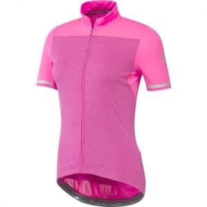 adidas Fietsshirt Supernova C korte mouw dames roze mt XXS