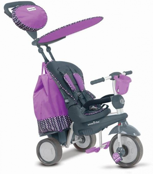 smarTrike Splash 4-in-1 Junior Lila