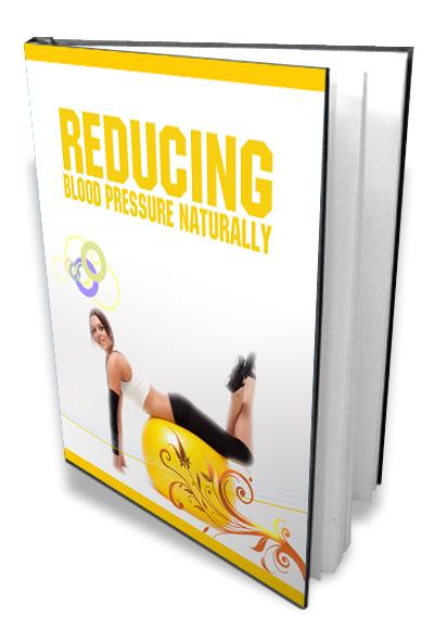 reducing blood pressure naturally