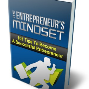 The Entrepreneur's Mindset: 101 Tips To Become A Success Entrepreneur