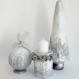 Colecția Crăciun Argintiu