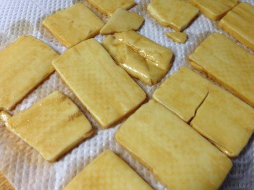 チーズ - 燻製の素(できあがり)