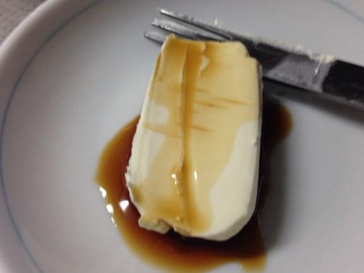 燻製の素 - クリームチーズ燻製の素 - 盛りつけ完了