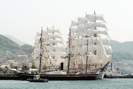 長崎帆船まつり 2015