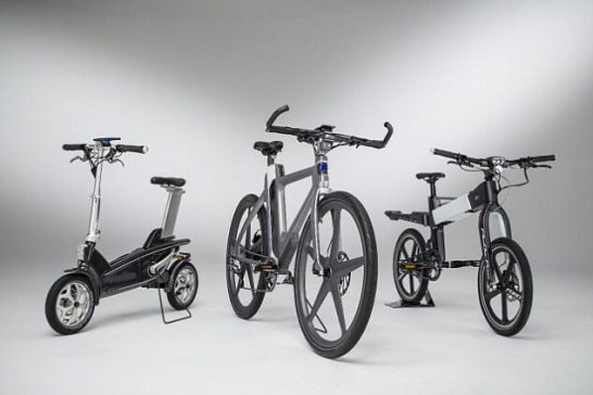 FORD の折りたたみ式電動自転車