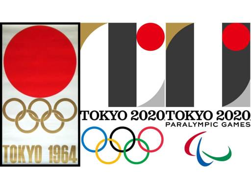 東京オリンピック(パラリンピック)のエンブレム