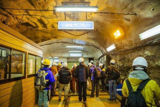 黒部峡谷パノラマ展望ツアー