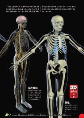 学研の図鑑 LIVE「人体」