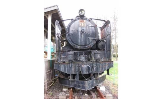 49694形 夕張鉄道25号機