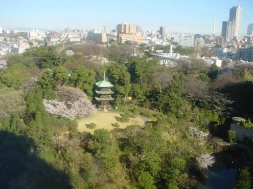 ホテル椿山荘東京 庭園(東京都文京区)