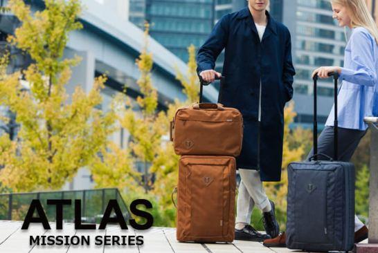 ATLAS MISSION SERIES - Coleman