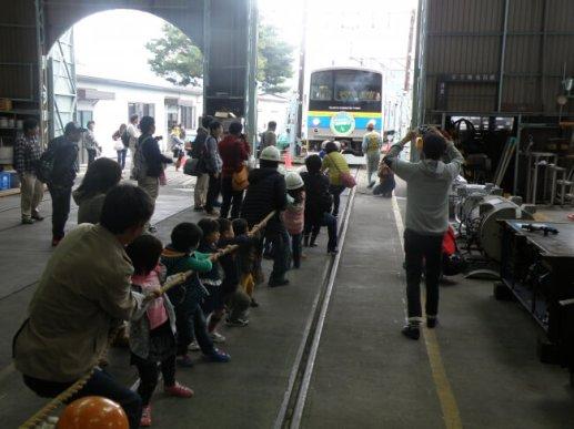 富士急電車まつり 2015