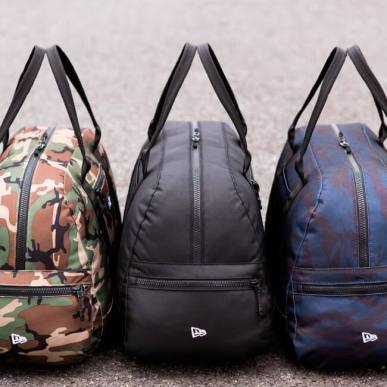 Reversible Duffle Bag  各14,000円