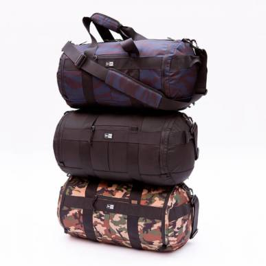 Drum Duffle Bag 9,000円