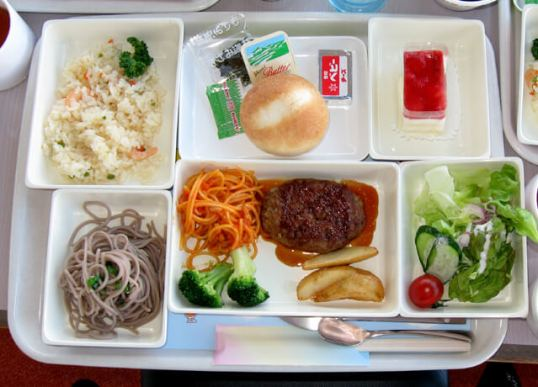 In Flight Meal - Reservation Required