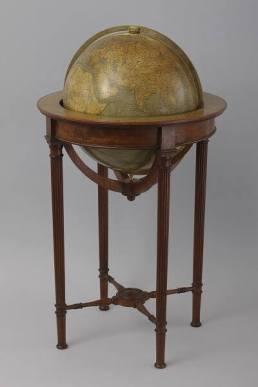 《ラロシェットの地球儀》