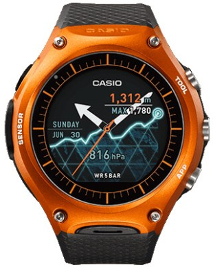 WSD-F10 -CASIO