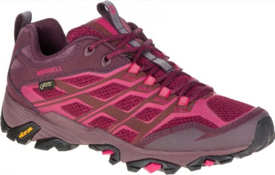 MOAB FST GORE-TEX(R)_Beet Red