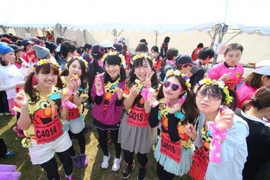 スイーツマラソン千葉大会開催決定