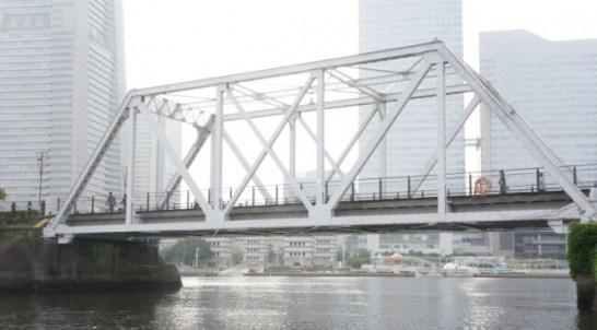 横浜運河41橋クルーズ