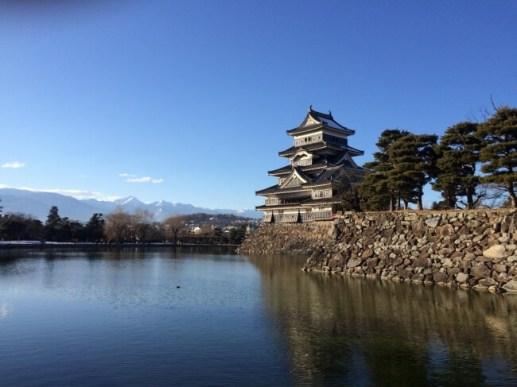 松本城(長野県松本市)