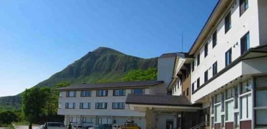【2位:野地温泉ホテル】外観
