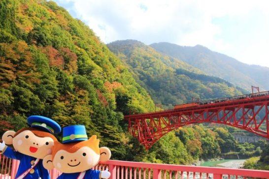 新山彦橋(宇奈月)