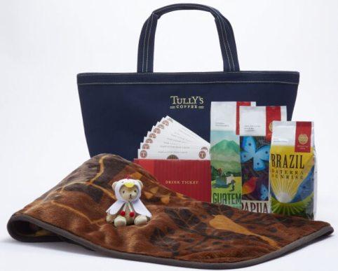 5,000円福袋イメージ - ターリズコーヒー