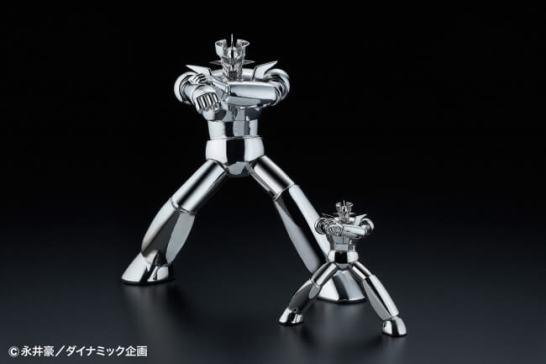 白金(プラチナ)製 「マジンガーZ」 - コウゲイ