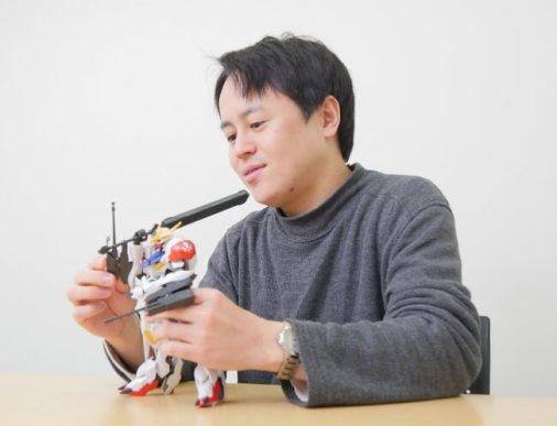 サンライズ プロデューサー 小川正和さん