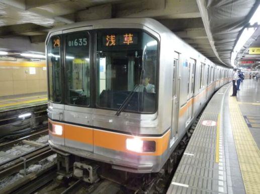 銀座線01系車両が3月31日をもって引退 - 東京地下鉄